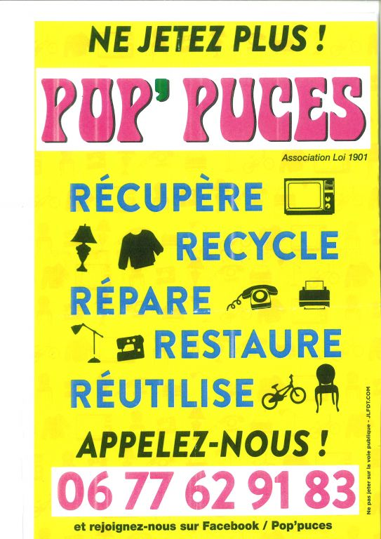 POP PUCES